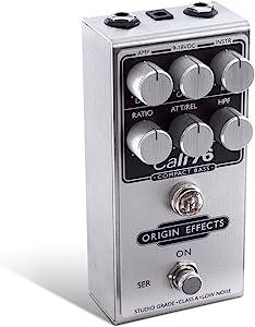 Origin Effects Cali76 紧凑低音压缩机踏板