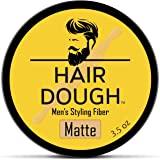 Hair Dough 造型男士粘土 - 哑光成型卷发蜡膏 - 不脱光