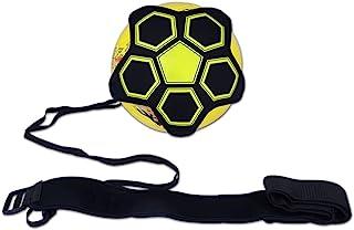 easyU 足球踢球训练单排足球练习训练辅助免提足球训练带适用于足球爱好者