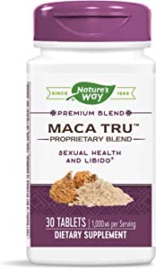 Enzymatic Therapy, Maca Tru™ 30 tabs