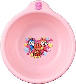 OSK 面包超人 洗澡系列 粉色 φ21.5×23.7×H9.7㎝ BA-13