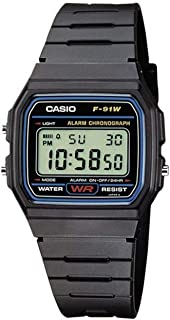 Casio 卡西欧 中性手表 F-91W