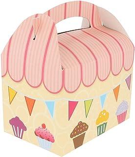 Garcia de Pou 儿童盒 派对 320 克 / 平方米 17 × 16 × 10 厘米 四色印花精细纸板 - 50 盎司