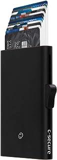 C-Secure XL 超薄信用卡夹 - RFID 铝卡套