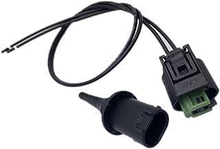 ALLMOST 外部环境空气温度传感器带插头兼容 Benz W202 W204