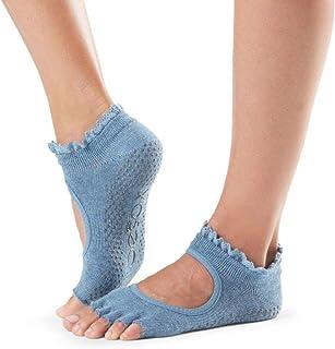 ToeSox Grip Pilates *袜 - 防滑 Bella 半脚趾瑜伽和芭蕾舞鞋