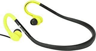 NGS Cougar 防水立体声运动耳机 带耳钩 - 黄色/黑色