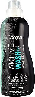 Grangers 主动洗涤/高性能运动服和运动服清洁剂/英国制造