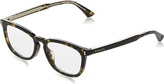 GUCCI 古驰 眼镜 伊达眼镜 0126OA 002 亚洲人适用 男士 0126OA-002 日本 58,15,145 (FREE サイズ) [平行进口商品]