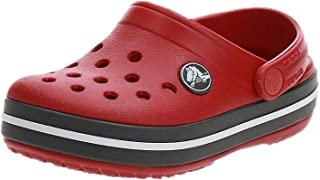Crocs Unisex Kids' Crocband K Ppr/Gpt Clogs
