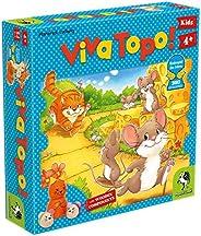 Viva Topo. Englische Ausgabe