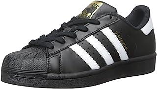 adidas 阿迪达斯 Originals Superstar 中性款 儿童运动鞋 Core Schwarz Weiß Schwarz 37 EU