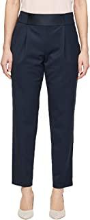 s.Oliver BLACK LABEL 女士常规版型:缩短商务裤