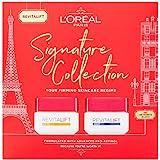 L'Oreal Paris 巴黎欧莱雅 Revitalift Signature系列SPF日霜+晚霜护肤抗皱礼品套装