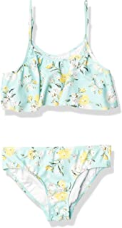 Seafolly 女式褶皱上衣比基尼泳装套装