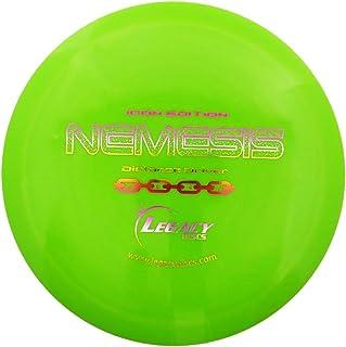 Legacy Discs 图标版 Nemesis 远距离驾驶员高尔夫飞盘 [颜色可能会有所不同]