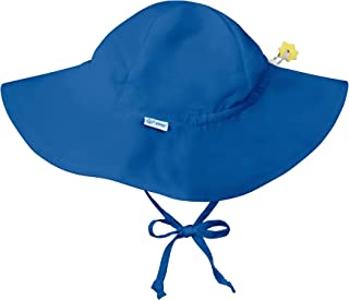 i play. Toddler Brim Sun Protection Hat, Royal Blue, 2T-4T