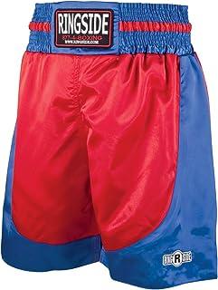Ringside Youth Pro-Style Kickboxing Muy Thai MMA Kids Training Gym Clothing Shorts Boxing Trunks