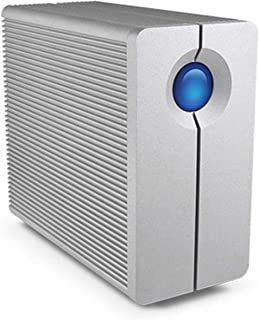 LaCie 2big Quadra 8TB USB 3.0 外置硬盘 (9000317)
