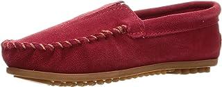MINERTONKA 莫卡辛鞋 mi-gore-front-moc-46l-red 女士