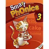 e-future Smart Phonics 等级3 书装(附闪卡・CD) 英文教材