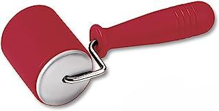 KAISER 烘焙模具 6.5 厘米 KAISERflex 红色 * 食品级硅胶带金属芯符合人体工程学的手柄高形状稳定性和灵活性