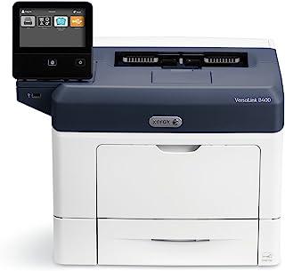 Xerox VersaLink B400dn A4黑白激光打印机 双面打印 白色 / 蓝色
