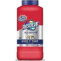 Resolve Pet 地毯清洁粉,18 盎司瓶,用于去除污垢和异味