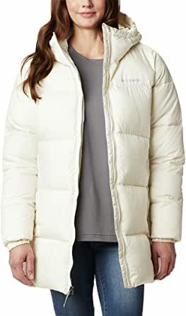 Columbia 哥伦比亚 Puffect Mid 女士 连帽冬季夹克