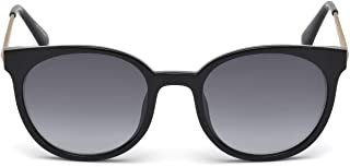 Guess GU7503 01A 黑色/金色 GU7503 圆形太阳镜镜片 3 类尺寸 52mm