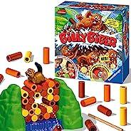 Ravensburger 睿思 22246 Billy Biber – 适合安静的手 – 适合4岁以上儿童的技巧游戏 家庭游戏 适合 1 – 4 名玩家 – 魔法膜