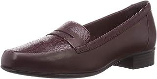 Clarks 女士 Juliet Coast Penny 平底鞋