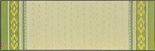 IKEHIKO 防滑 1/4 英寸 Tatami 瑜伽垫,日本大腿垫,自然放松香味,非常适合普拉提提、冥想,日本制造