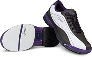 KR Strikeforce Hammer Lady Force 白色/黑色/紫色右手保龄球鞋