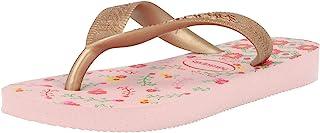 Havaianas Flores 女童夹趾拖鞋