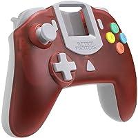 Retro Fighters StrikerDC Dreamcast 控制器 - 红色