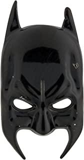 Knighthood 面具翻领别针徽章外套西装领饰男士胸针黑色