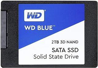 SSD WD Blue 2TB 2, 5'