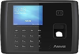 Anviz A350 BT-WiFi 检测出状况:生物识别,RFID 和 PIN,Linux,CPU 1 GHZ,TPP/IP,WiFi,蓝牙,Rs485,Mini-USB,LCD 3.5 英寸 TFT,继电器输出, 网络服务器 ver