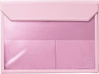 KINGJIM 文件夹 海报用 A4サイズ 粉色