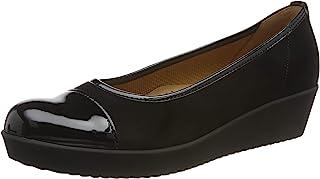 Gabor 女式舒适基本款芭蕾平底鞋
