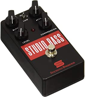 SeymourDuncan SeymourDuncan 基础用 压缩机 Studio Bass -Compressor- 【国内正品】