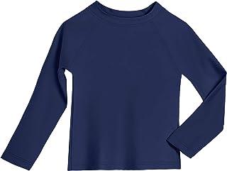 City Threads 男孩*服,采用再生材料制成,长袖,*指数 50+ 美国制造