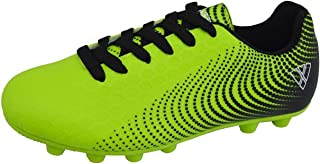 Vizari Stealth FG Green/Black Size 11 Soccer-Shoes