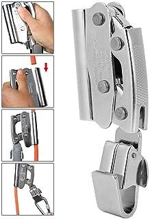 Plyisty 攀岩绳扣,绳子降落器,适用于 8-16 毫米绳索直径
