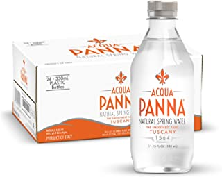 Acqua Panna Natural Spring Water, 11.15 Fl Oz (Pack of 24)