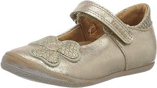 Froddo G3140098 女孩芭蕾舞鞋闭趾芭蕾平底鞋