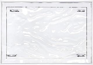 Kartell 01210B4 厚桌托架 塑料/水晶,55 x 38 x 3cm