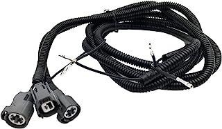 Aokus OBD1 VTEC 转换发动机子线束 ITR B16a B20 D16z6 D15B P28 连接器猪尾插头