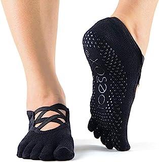 Toesox 全趾 Elle Yoga & Pilates Grip 袜子